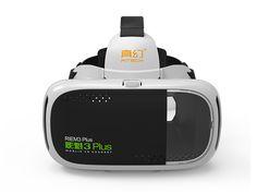 RITECH RIEM3 Plus 3D VR Glasses Virtual Reality Box Head Mount Private Theater......free shipping Tech Gadgets, Virtual Reality, Glasses, Vr, Theater, Free Shipping, Eyewear, Eyeglasses, Theatre