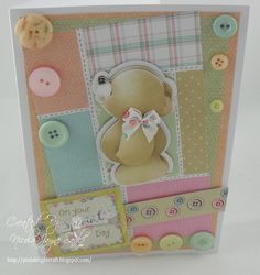 Docrafts Forever Friends Collection