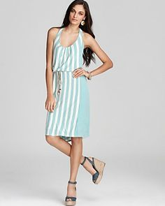 Ella Moss - seaside bound. Can't you picture sipping a mojito on a beach deck in this?