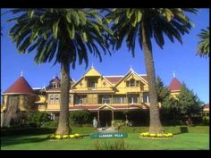 """Secrets of the Mansion"" - Winchester Mystery House - I want to visit here one of these days."