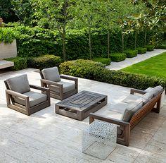 Modern Town Garden