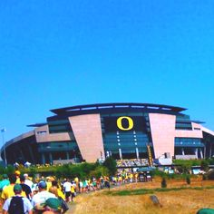 Nothing like Duck Football