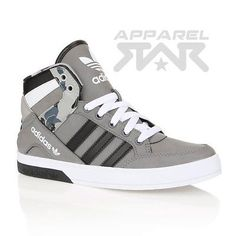 adidas Hightop Trainers Hard Court Mens Block Sneakers Shoes Womens Hi High  Top Addidas Sneakers, ad4e1ad912