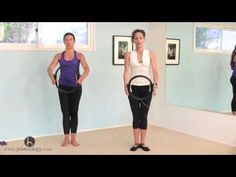 7 Minute Standing Magic Circle Workout - YouTube