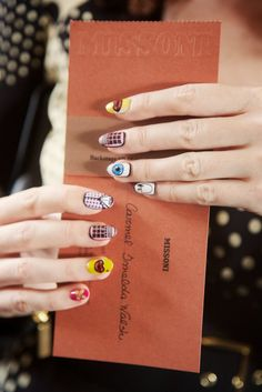 9dfbe79eb9 10 Best fine art nails images in 2018 | Pretty nails, Cute nails ...
