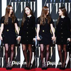"""[PRESS] 151027 Krystal - W Korea Magazine 10th Breast Cancer Awareness Charity Event (with Jessica) #krystal #krystaljung #soojung #jungsoojung #鄭秀晶 #정수정…"""