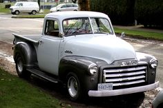 Old Truck by Theatrikal, via Flickr