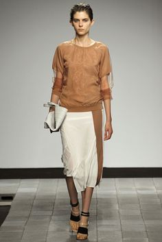 Reed Krakoff Spring 2013 Ready-to-Wear - Collection - Gallery - Style.com