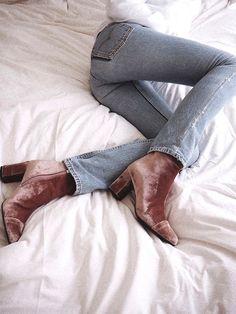 des bottes