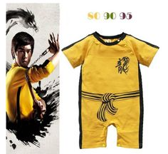 Baby Boy Bruce Lee Inspired Dragon Kung Fu Romper Onesie (90/12-18M) Cool Elves,http://smile.amazon.com/dp/B00JVB829K/ref=cm_sw_r_pi_dp_utuFtb0B76KS3P37