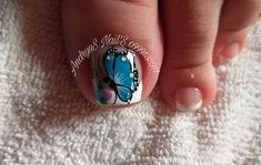 Cute Pedicures, Nail Art Designs, Manicure, Lily, Turquoise, Diana, Toenails, Chic Nails, Work Nails