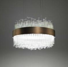 Ceiling lamp in Venetian glass, MY LAMP | - Paolo Castelli