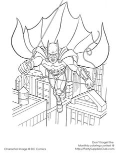 42 Best Super Hero Coloring Pages Images Comic Books Art Draw