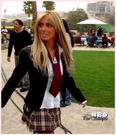 Mia Colucci (Anahi - Rebelde)