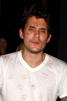 And this is what would happen if I ever met John Mayer....LOL!!!! ;)