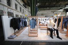 Bread & Butter Berlin 2014 Summer – NEUW DENIM trade fairs exhibitions