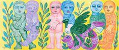 Paintings - Mirka Madeleine Mora - Page 2 - Australian Art Auction Records Fine Art Auctions, Australian Art, Figure It Out, Art And Illustration, Art Lessons, Sculpture Art, Oil On Canvas, Contemporary Art, Aurora Sleeping Beauty