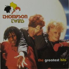 Thompson Twins - The Greatest Hits [Bmg/Rca] Cd Thompson Twins, New Wave Music, Music Music, Frankie Goes To Hollywood, Sisters Of Mercy, Gothic Rock, Latest Albums, Cd Album, Music Albums