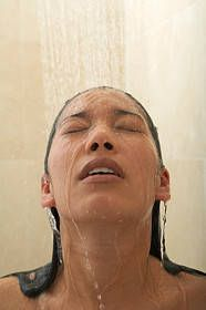 Problems Showering With Fibromyalgia & Chronic Fatigue Syndrome  I thought it was just me..pretty bad when you are too tired to take a shower...and then it takes hours to recover,,,this is good to know.
