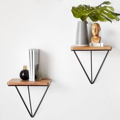 The Citizenry Londres Floating Table - Black 1 Metal Furniture, Furniture Design, Decor Interior Design, Interior Decorating, Floating Table, Black Side Table, Home And Deco, Decoration, Diy Home Decor