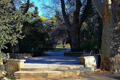 Parque Quinta de la Fuente del Berro. Calle Enrique de Almonte. Madrid