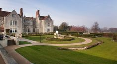 The Manor House - Froyle Park