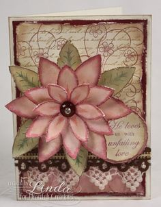 Perfect Petal Collection by ebeechy - Cards and Paper Crafts at Splitcoaststampers