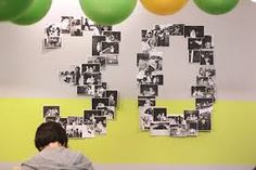 thirtieth birthday party ideas for him - Google Search