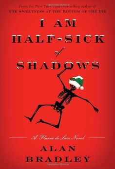 LeAnne's Review: I Am Half Sick of Shadows by Alan Bradley is the fourth in the serious of delightful little murder mystery novels that take place in the E...