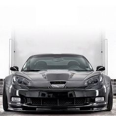One of the nastier ZR1 pics I've seen #chevrolet #corvette #zr1
