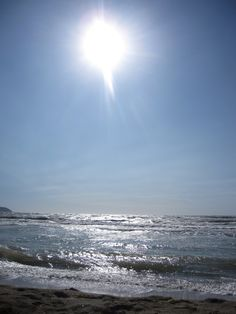 Giannella beach is great for kitesurfing in windy days! #maremma, #tuscany, #italy