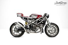 Finest Italian Custom Motorcycles – Meravigliosa by South Garage Motorcycles