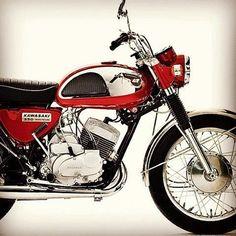 Kawasaki 350 | Motorcycle