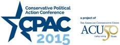 CPAC-2015 logo.- The Conservative Political Action Conference (CPAC; /ˈsiːpæk/ see-pak) is an annual political conference attended by conservative activists and elected officials from across the United States. CPAC is hosted by the American Conservative Union (ACU).[1] More than 100 other organizations contribute in various ways.