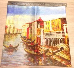 small-designer-painting-lounge-cushion-cover-Venice-Italy-design-limited-edition
