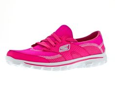 Women's Skechers GOwalk 2 - Stance Designed with innovative Skechers Performance technologies and materials, it's built from top to bottom specifically for walking.