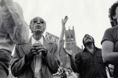Robert Frank, 'San Francisco Convention', 1984