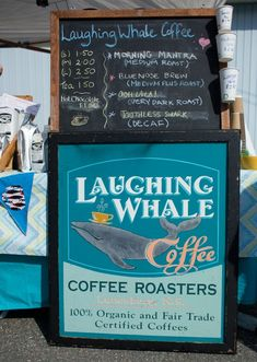 Laughing Whale Coffee in Nova Scotia | Simple Bites