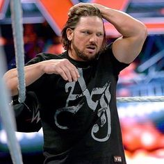 AJ Styles Such a daddy! Wrestling Rules, Aj Styles Wwe, Wwe Tna, Seth Rollins, Yesterday And Today, Professional Wrestling, Country Boys, Fashion Pictures, Superstar