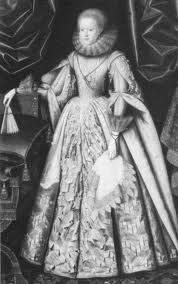 Anne Cecil, daughter of William Cecil, and wife of Edward de Vere, the 17th Earl of Oxford; my 12th back grandmother.