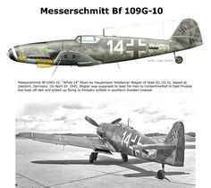 Messerschmit Bf 109G-10