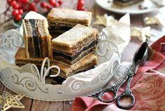 Flódni karácsonyra Recept képpel - Mindmegette.hu - Receptek National Dish, Xmas, Christmas, Tiramisu, Sweets, Cookies, Dishes, Healthy, Ethnic Recipes