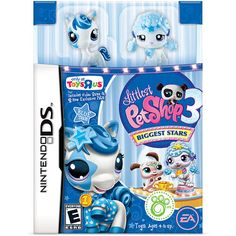 "Littlest Pet Shop 3: Biggest Stars Blue Team for Nintendo DS - Electronic Arts - Toys ""R"" Us"