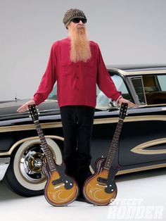 Auguri a Billy Gibbons Billy Gibbons Guitar, Billy F Gibbons, Reverend Guitars, Frank Beard, Zz Top, Famous Photos, Boogie Woogie, Only Play, Guitar Tips