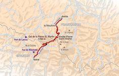 Col de la Pierre St. Martin ( MOTORRAD-Reisetipps: Die 10 besten Pässe der Pyrenäen(Teil 6)