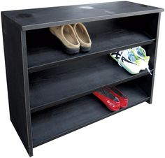 Sawdust City LLC - Shoe Rack, $104.00 (http://www.sawdustcityllc.com/shoe-rack/)