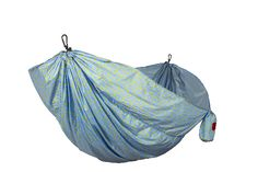 Parachute Nylon Print Hammock