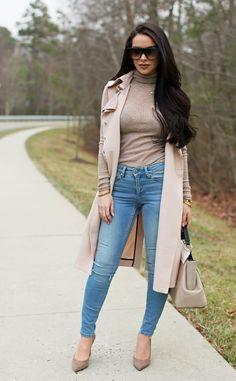 Winter Neutrals | the Fashion Bybel