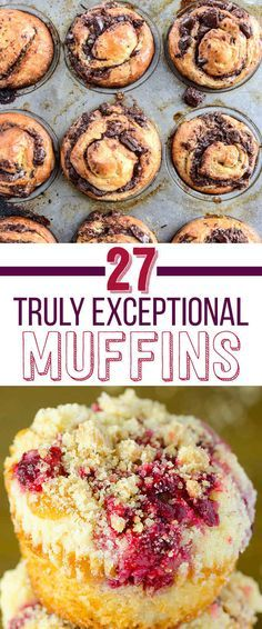 27 Delicious Muffins That Have It All Figured Out