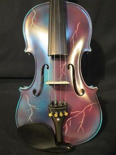 Lightning Violin- Ebay